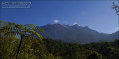 Beautiful clear skies at the summit of the iconic mountain. Mount Kinabalu, Clear Sky, Sea Level, Borneo, Natural World, Challenges, Mountains, Places, Travel