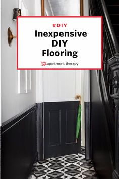 Flooring is one of the things that has the biggest impact on the look of a room — but beautiful floors can also be really expensive. But the good news is that, if you don't mind putting in the extra elbow grease, there are plenty of ways you can DIY expensive looking floors.