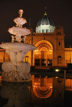 Royal Exhibition Buildings, Melbourne