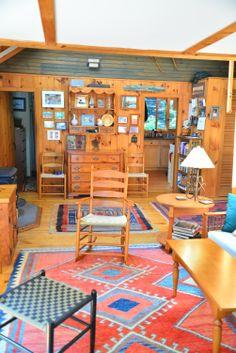 Ahhh, nothing like camp. www.newenglandmoves.com/Dean.Eastman
