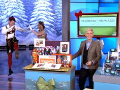 It's Day 3 of 12 Days! WOW love these items. Ellen is the best