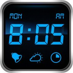 My Alarm Clock  Order at http://www.amazon.com/Apalon-My-Alarm-Clock/dp/B008RA3X5E/ref=zg_bs_2478869011_1?tag=bestmacros-20