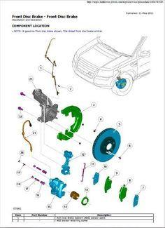 Land Rover Freelander 2 Service Repair Workshop Manual Download Land Rover Freelander Land Rover Freelander 2