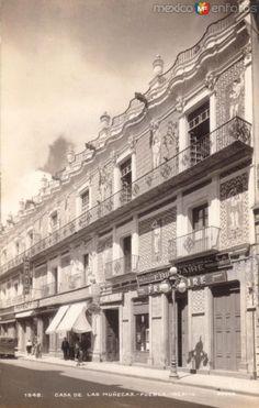 Fotos de Puebla, Puebla, México: Casa de Los Muñecos