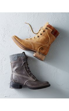 Timberland Whittemore Lace-Up Boots