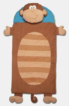 Portable Nap Mat, Pillow & Blanket (Kids)