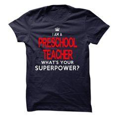 Im A/An PRESCHOOL TEACHER T Shirt, Hoodie, Sweatshirt