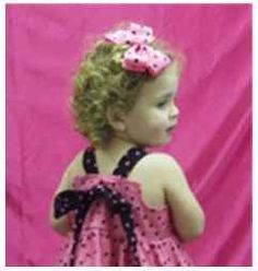 Do you want to learn How To Make Hair Bows For Girls and How To Make Hair Bows For Baby Girls? Hair bows that you LOVE can be hard to find.    Baby's...