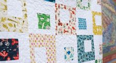 A Spectacle Quilt Pattern for Project Linus