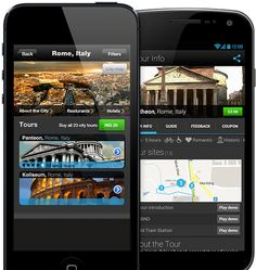 Travel Guide Application - City Tour Guides App