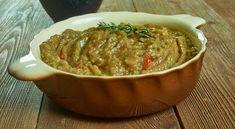 Készítsetek ti is padlizsánkrémet Roast Eggplant, How To Make Salad, Light Recipes, Guacamole, Paleo, Appetizers, Menu, Snacks, Diet
