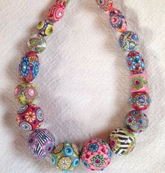 Special order Billie Beads necklace reserved for by BillieBeads