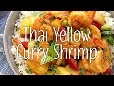 Yum & Yummer   Thai Yellow Curry Shrimp
