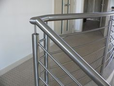 Fabricated stainless steel balustrade  - Elite Balustrades