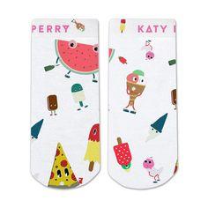 Check out Katy Perry Socks on @Merchbar