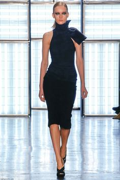 Cushnie et Ochs fall/winter 2015 collection - New York fashion week