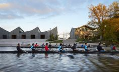 Gallery of WMS Boathouse at Clark Park / Studio Gang - 20