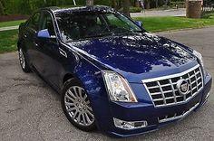 2012 Cadillac CTS AWD PREMIUM COLLECTION-EDITION Sedan 4-Door 2012 Cadillac CTS Premium Sedan 4-Door 3.6L/AWD/Panoramic/Navigation/18/Xenon