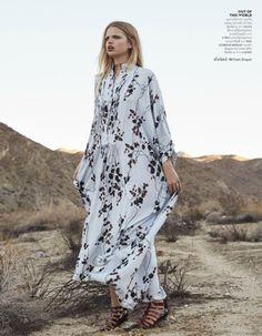 Daphne Groeneveld for Vogue Thailand 2016