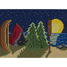 Canoodles Camp Needlepoint Kit Alice Peterson http://www.amazon.com/dp/B01AXASEGS/ref=cm_sw_r_pi_dp_9-.Pwb0ED7CKY