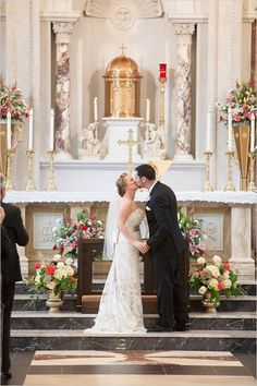 The Wedding Will Be Held In A Church As To Uphold Catholic Tradition