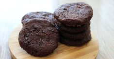 Cooking Recipes, Healthy Recipes, Healthy Food, Brownie Cookies, Low Carb Diet, Lchf, Protein, Muffin, Paleo
