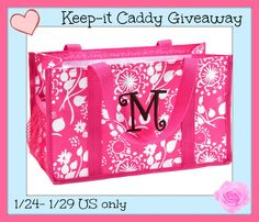 WIN THIS CUTE TOTE, PERFECT FOR VDAY!