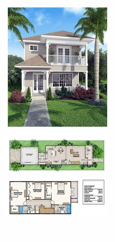 New House Plan 52908 | Total Living Area: 2758 sq. ft., 3 bedrooms and 2.5 bathrooms. #houseplan