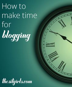 Blogging Tips | Time Management| Are you having a hard time juggling your blogging schedule and your life schedule? These five tips will help you find the time you need to invest in your blog.