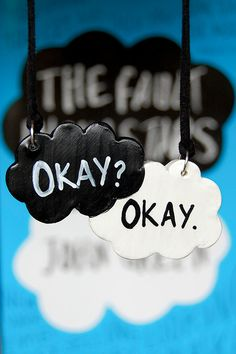 not okay : tfios : book ; the fault in our stars I want to read this so bad! Perfect Love, My Love, Pretty Quotes, The Fault In Our Stars, John Green, Star Necklace, Its Okay, So Little Time, How To Fall Asleep