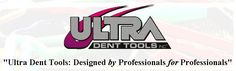 Ultra Dent Tools manufactures the highest quality Paintless Dent Removal / Repair (PDR) Tools available to the industry today. The...