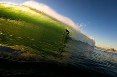 (See T-Shirt Pin) CAs Surf | El Porto, North Manhattan Beach, California