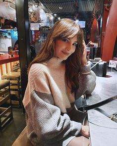 Fringe Hairstyles, Hairstyles With Bangs, Hair Inspo, Hair Inspiration, Rides Front, Winter Mode, Synthetic Hair, Hair Goals, New Hair