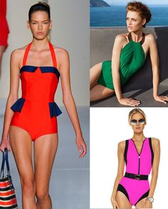 Check out the hottest swimwear trends of this summer! http://www.lingerieweapon.com/hot-spot/swimwear-trends-2012/