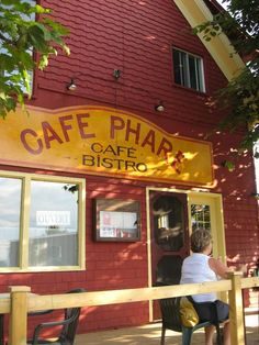 Cafe Phare, Caraquet NB Beautiful Places To Live, New Brunswick, Places Ive Been, Road Trip, Sweet Home, Canada, Spaces, Lighthouse, House Beautiful