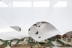 "Inside ""The Baltic Pavilion"" at the 2016 Venice Biennale"