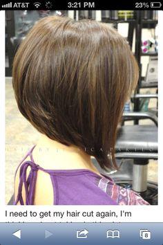 side view of bob haircuts | Bob haircut side view | Hair and Makeup