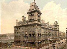 London, Paddington, Great Western Hotel