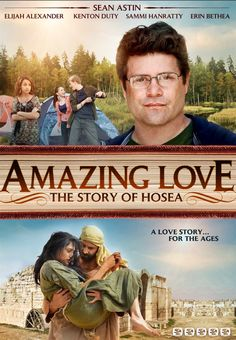 Amazing Love: The Story of Hosea. I cried so much while watching this. It's really a great movie about God's unconditional love towards us.