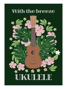 Flower Green Giclee Print By Ikuko Kowada At Art.com
