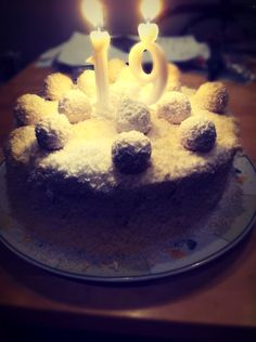 Raffaello cake..19:)
