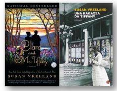 Clara and Mr.Tiffany #susanvreeland