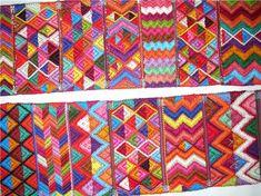 lovely! guatemalan textiles