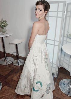 """dailywatson: """"Emma Watson attends the Elle Style Awards 2017 in London - 13.02. """""""