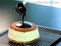 Glaçage brillant au chocolat