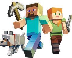 Free Minecraft Invitation Template Edit On Phonto App Print As
