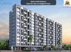 Cilantro is a project by Kolte Patil developers which comprises of 2 and 3 bedroom apartments with perfectly manicured gardens, well-equipped club house, swimming pool and a host of other ready-to-use lifestyle amenities all set to welcome you.