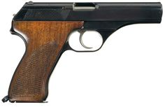 Extremely Rare Mauser Prototype Semi-Automatic Pistol in 9 mm Luger