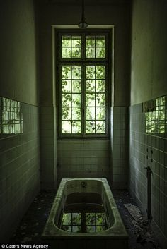 Inside the Italian asylums known as Manicomio abandoned in 1978 by law | Daily Mail Online