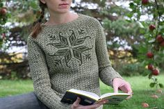 Ravelry: nerdygerdy's Cozy Morning Sweater Prototype